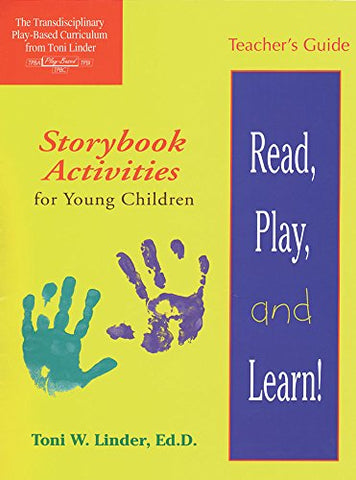 Teacher'S Guide For Read, Play, And Learn!: Storybook Activities For Young Children