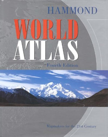 Hammond World Atlas (Hammond Atlas Of The World)