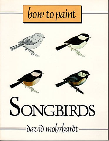 How To Paint Songbirds