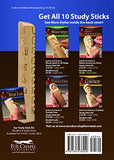 Learn To Carve Faces: The Basic Ear (Booklet): Companion Guide To Ear Study Stick