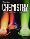 Chemistry: Matter & Change, Student Edition (Glencoe Science)