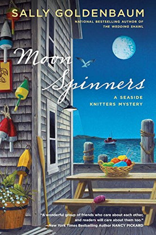 Moon Spinners (Seaside Knitters, Book 3)
