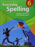 Prentice Hall Everyday Spelling Hardcover Grade Six Seventh Edition 2003C