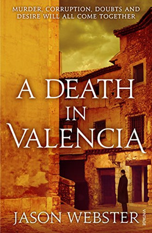 A Death In Valencia (Max Cmara)
