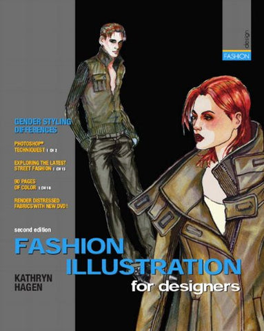 Fashion Illustration For Designers (2Nd Edition)