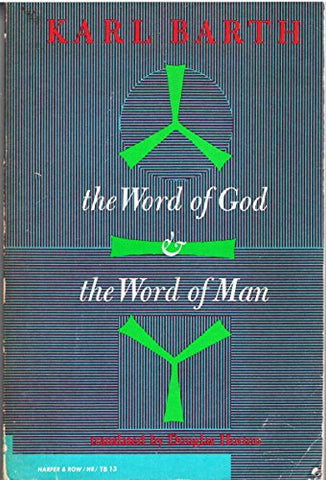 The Word Of God And The Word Of Man