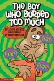 The Boy Who Burped Too Much (Graphic Sparks)
