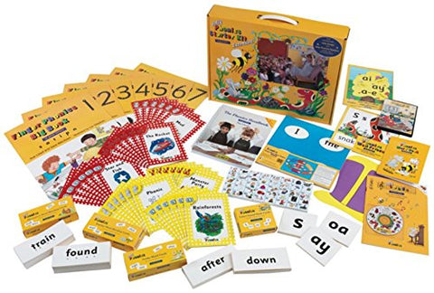 Jolly Phonics Starter Kit Extended (In Print Letters)