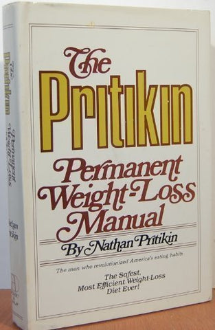 Pritikin Permanent Weight-Loss Manual