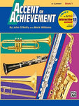 Accent On Achievement, Bk 1: Electric Bass, Book & Cd