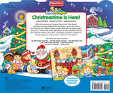 Christmastime Is Here! (Little People Books)