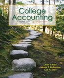 Loose-Leaf College Accounting Chapters 1-29 With Connect Access Card