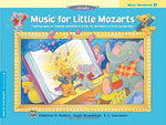 Music For Little Mozarts Music Workbook, Bk 3: Coloring And Ear Training Activities To Bring Out The Music In Every Young Child