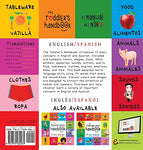 The Toddler'S Handbook: Bilingual (English / Spanish) (Ingls / Espaol) Numbers, Colors, Shapes, Sizes, Abc Animals, Opposites, And Sounds, With Over ... Children'S Learning Books) (Spanish Edition)