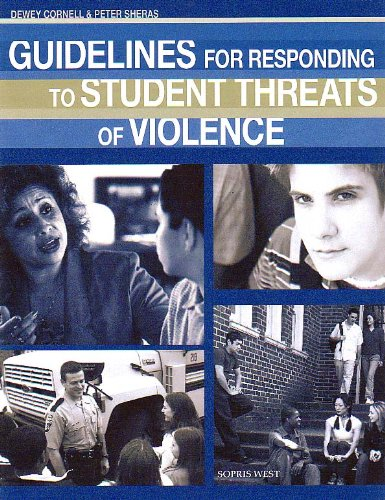 Guidelines For Responding To Student Threats Of Violence Book