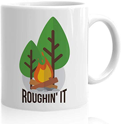 Adventure Mug 15 Oz - Roughin' It