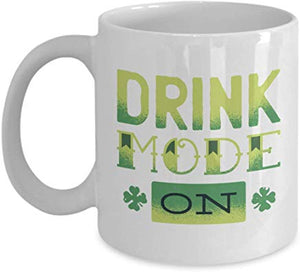 Alcohol Present 11 oz - Drink mode on