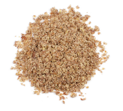 Organic brown flax seed ground (flax meal)