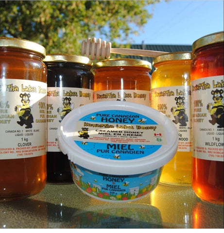Kawartha Lakes Local Raw Honey