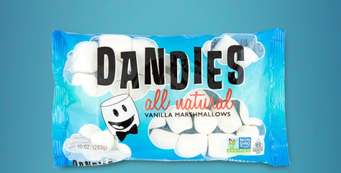 Dandies Vanilla Flavoured Marshmallows