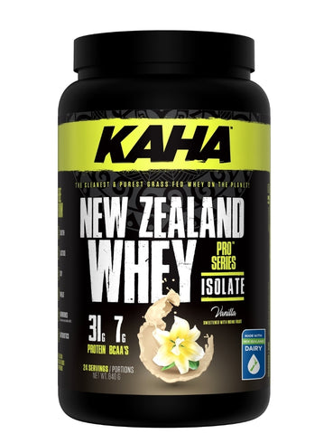 Kaha New Zealand Whey isolate