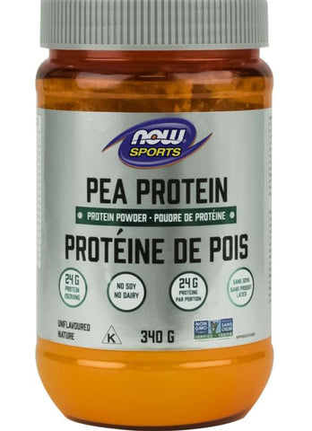 Now Pea Protein unflavoured 340g