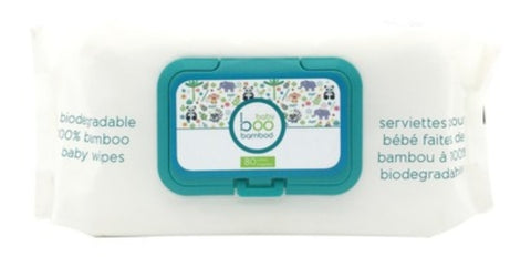 Baby Boo 100% Bamboo Baby Wipes