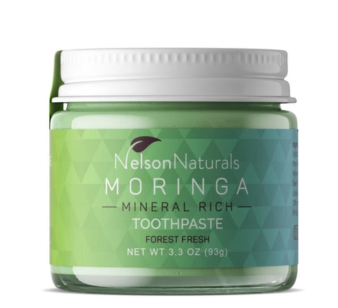 Nelson Naturals Moringa Toothpaste