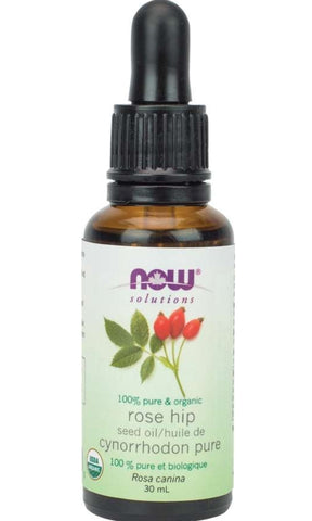 Now Organic Rose Hip Seed oil
