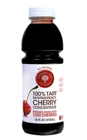 Cherry Bay Orchards Tart Cherry Concentrate