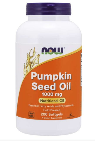 Now Pumpkin Seed Oil