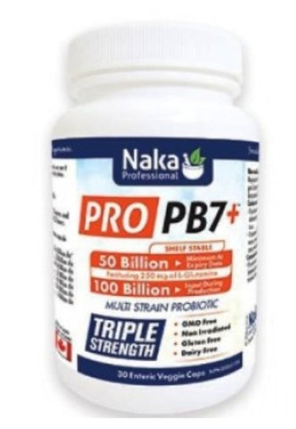 Naka Pro PB7+ triple strength