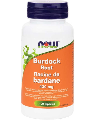 Now Burdock Root
