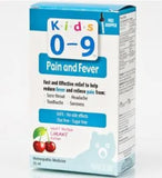 Homeocan Kids 0-9 Pain and Fever