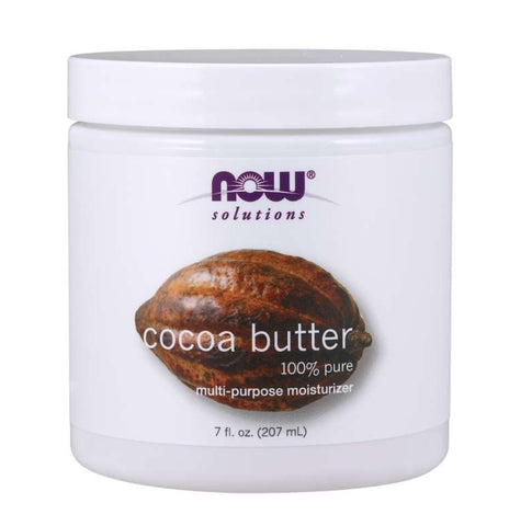 Now Cacao Butter pure