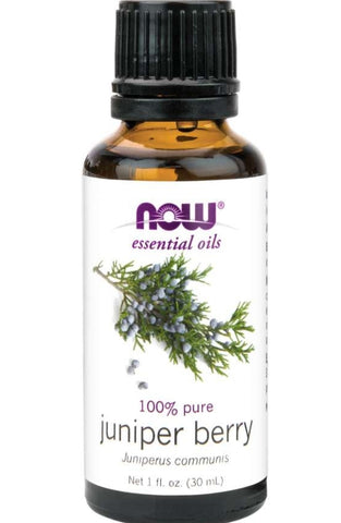 Now Juniper berry