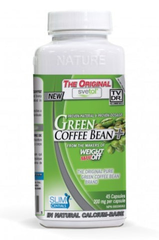 The Original Green Coffee Bean +
