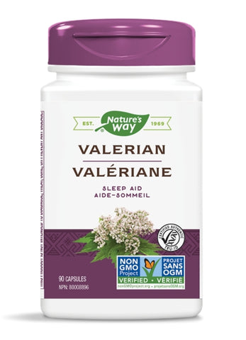 Nature's Way Valerian 100vcaps
