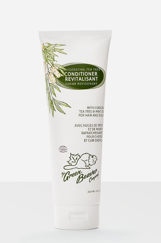 Green Beaver Invigorating Tea Tree Conditioner
