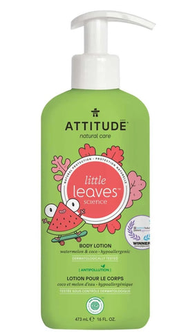 Attitude Little Leaves Watermelo and Coco Lotion 473ml