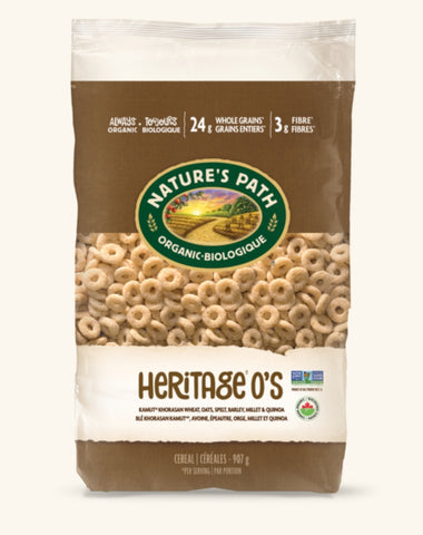Natures Path Heritage O's 907g eco pack