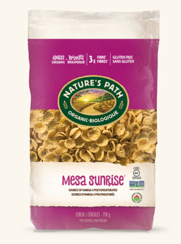 Natures Path Mesa Sunrise Cereal 750g