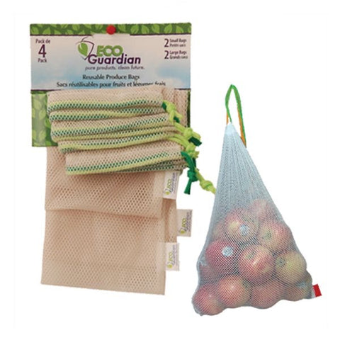Eco Guardian Reusable Produce Bags
