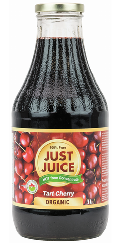 Just Juice - Organic Tart Cherry