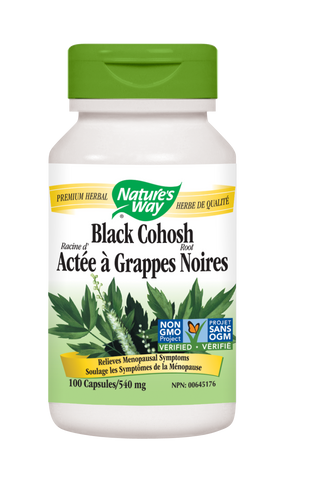 Nature's Way Black Cohosh