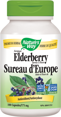 Nature's Way Elderberry