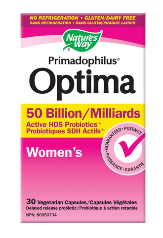 Nature's Way Primadopholis Optima Women's Probiotic