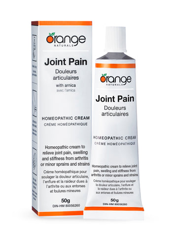 Orange Naturals Joint Pain Cream