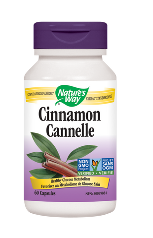Nature's Way Cinnamon