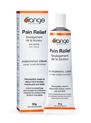 Orange Naturals Pain Relief Cream